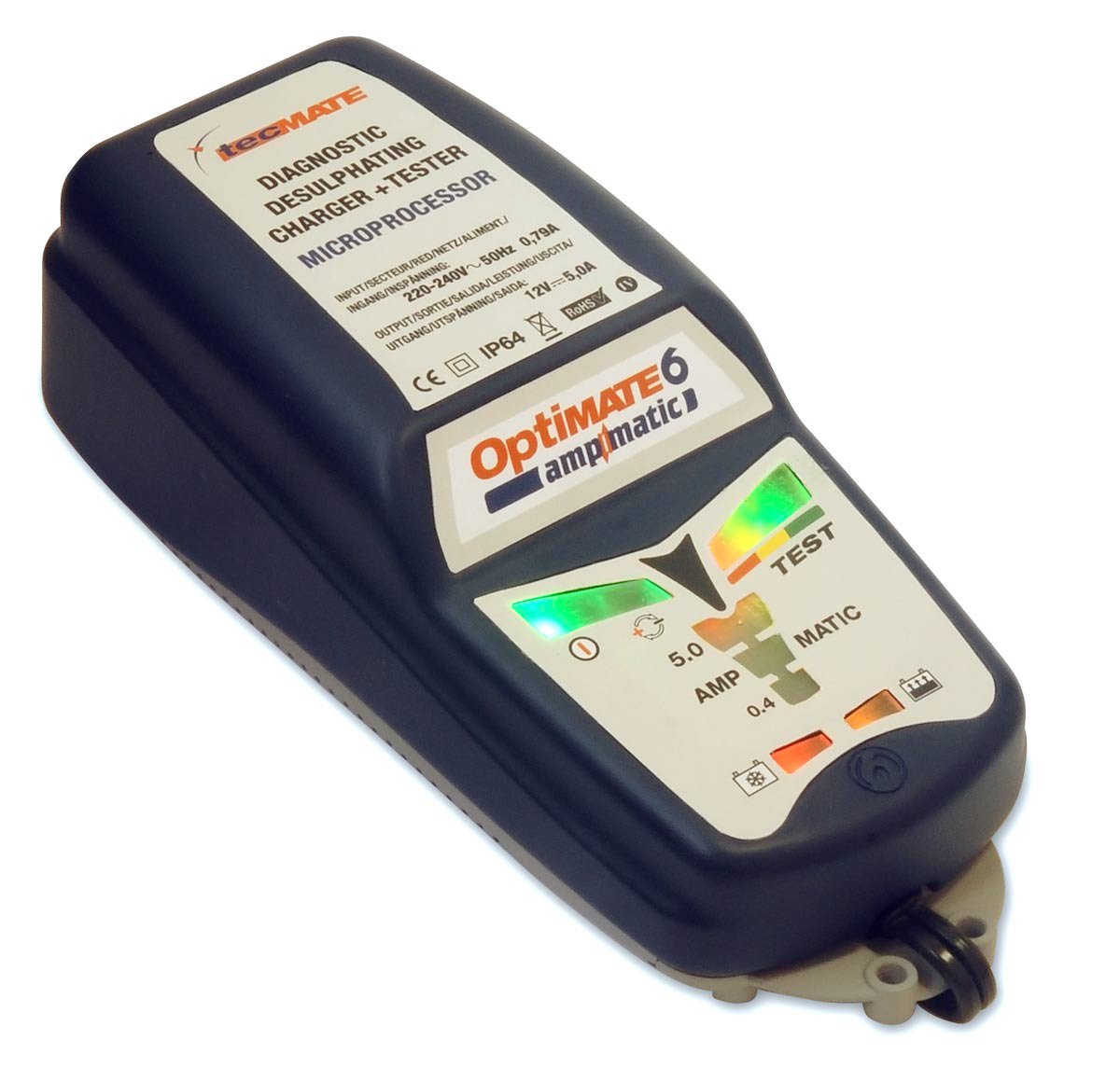 Most Advanced Car Battery Charger Conditioner Battery | Autos Post