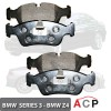 BMW 3 Series BMW Z4 Front Brake Pads