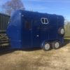 Rice clubman DL horse trailer including Groom Galley Kitchen