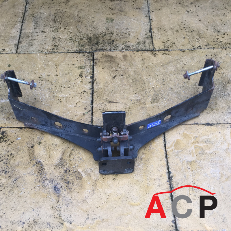 Land Rover Discovery 3 And 4 Fixed Genuine Tow Bar